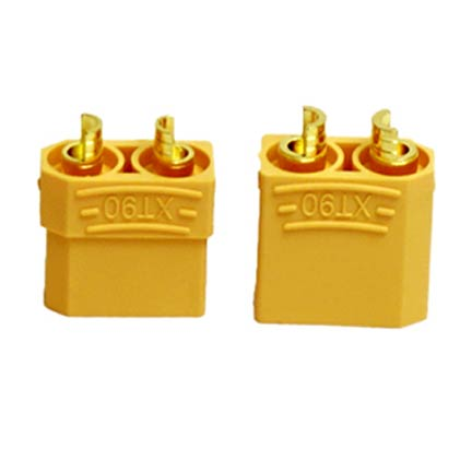 XT90 Male / Female Connector Set