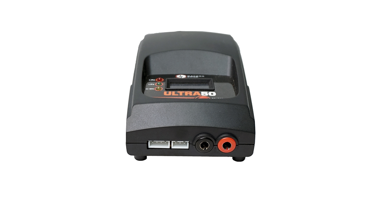 Racers Edge Ultra 50 Multi-Chemistry LCD AC Charger - RCE2850