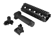 AIM Sports AR / M4 Quad Rail Combo Kit - V2