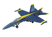 Revell 1/72 Snap F-18 Blue Angels