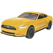 1/25 2015 Mustang GT Yellow