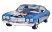 Revell 1/25 Easy Kit 70 Chevelle SS 454