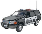 Snap Tite Ford Expedition Police SSV Skill 1