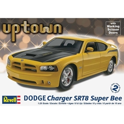 Revell 1/25 Dodge Charger SRT8 Super Bee Custom