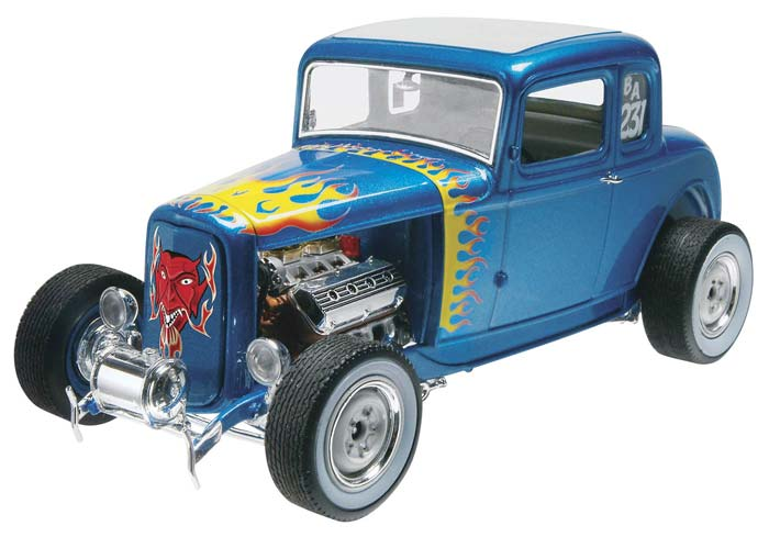 Revell 1/25 32 Ford 5 Window Coupe