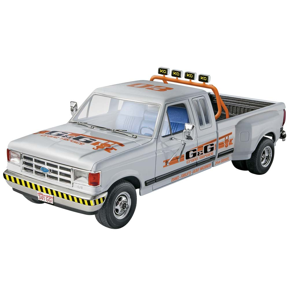 1/24 '91 Ford F-350 Duallie Pickup
