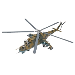 Revell 1/48 MiL-24 Hind Helicopter
