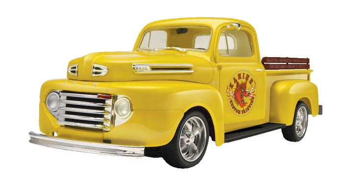 Revell 1/25 '50 Ford Pick-Up 2 'n 1