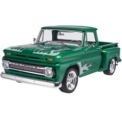 Revell 1/25 65 Chevy Stepside Pickup 2n1