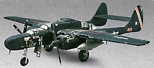Revell 1/48 P-61 Black Widow