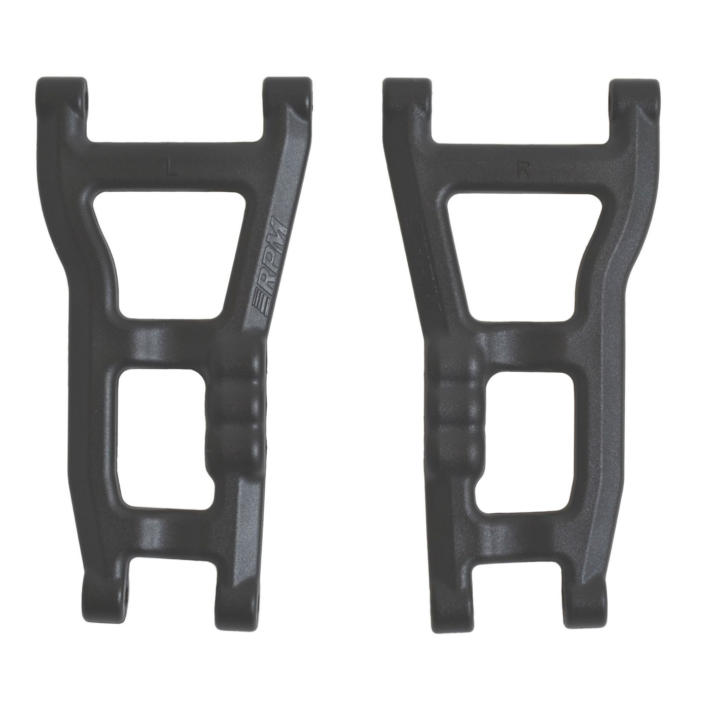 Rear A-Arms for the Traxxas Nitro Slash, Black (2)