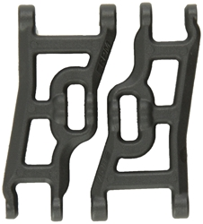 RPM Front A-Arms Black Rustler/Stampede/Slash (2)