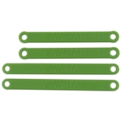 Heavy Duty Camber Links,Green:ElecRustler,Stampede
