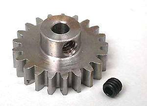 Robinson Racing Products 32 Pitch Pinion Gear, 21T