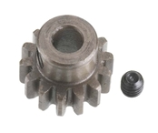 Robinson Racing Products Mod 1 Pitch Extra Hard Steel Pinion Gear, 14T