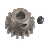 Robinson Racing Products Mod 1 Pitch Extra Hard Steel Pinion Gear, 15T