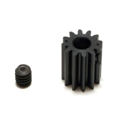 48P Alum Silencer Pinion,12T