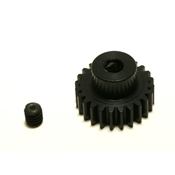 Robinson Racing Products 48 Pitch Alum Silencer Pinion, 24T