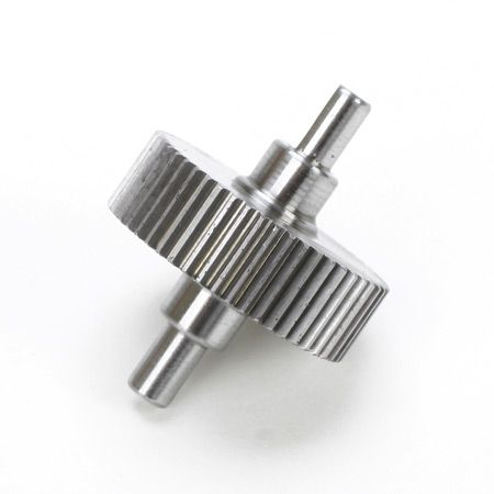 Hard Steel 1-Pc Outdrive / Diff Locker Gear: AX10