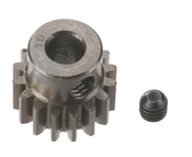 Robinson Racing Products Extra Hard .8 Module (31.75P) 16T 5mm Bore Pinion Gear