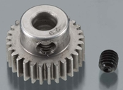 2029 Pinion Gear Hard Machined 48P 29T 5mm Bore