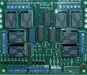 RB-8R-12V 10A Relay Board