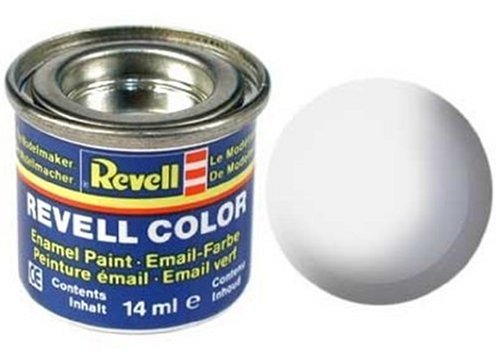 Revell Enamels 14Ml Matt Paint White