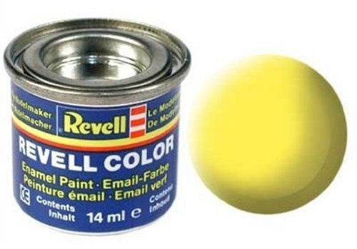 Revell Enamels 14ml Yellow Matt Paint