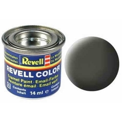 Revell Enamels 14ml Greenish Grey Matt Paint