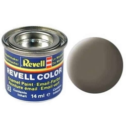 Revell Enamels 14ml Olive Brown Matt Paint