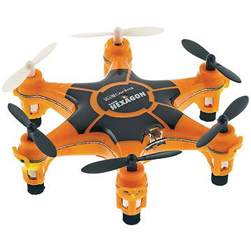 Revell Nano Hexagon RTF Orange