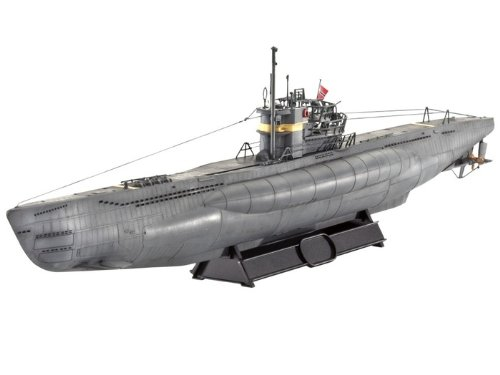 Revell Germany 1/144 U-Boat Type VIIC/41