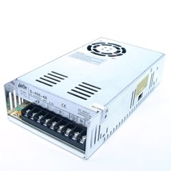 AmpFlow 48V 8.3A Power Supply
