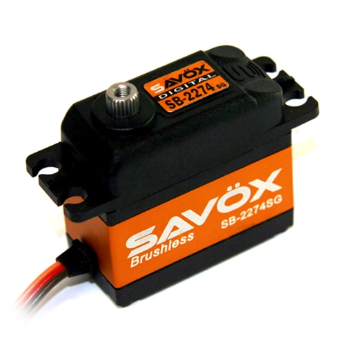 Savox SB-2274SG High Voltage Brushless Digital Servo