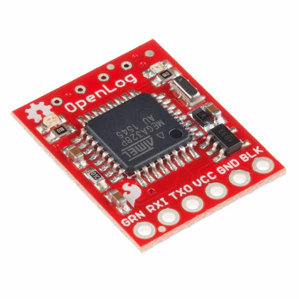 RoboteQ Serial Data Logger With SD Card