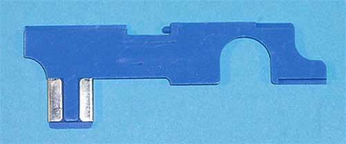 G&P Polyamide Low Resistance Selector Plate For M4 / M16 Series Airsoft AEG
