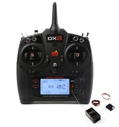 DX8 G2 System with AR8010T Receiver - Mode 2