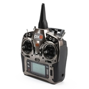 Spektrum DX9 9-channel 2.4GHz DSMX Transmitter Only, Mode 1-4 in Mode 2 Configuration