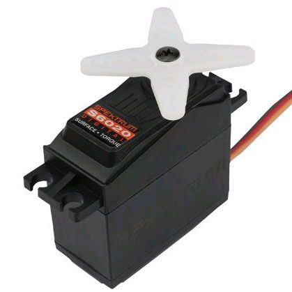 Spektrum S6020 Digital Surface Servo - Torque
