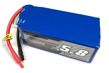 Turnigy 8S 5800mAh 35C LiPo Battery 29.6V
