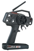 Tactic TTX240 2.4GHz 2-Channel Pistol Transmitter System - No Servos