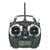 Tactic TTX650 6-Channel 2.4GHz Transmitter Only