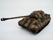 King Tiger Metal RC Tank