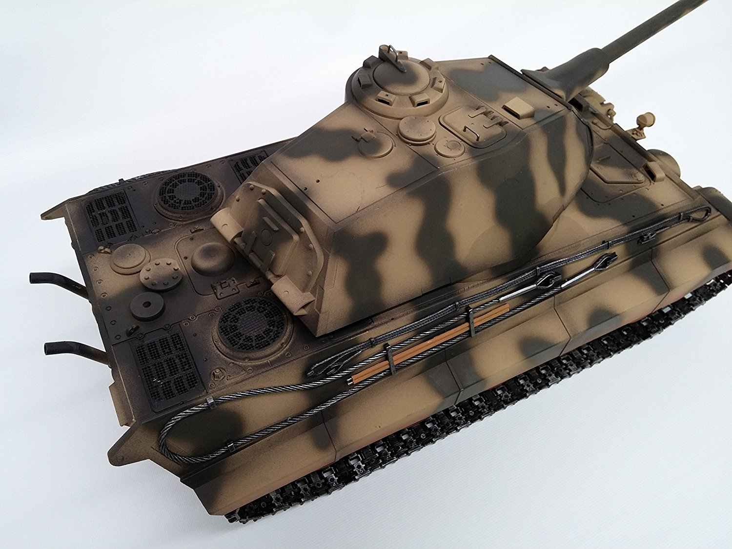 King Tiger Metal RC Tank - TAG13005