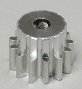 Tamiya 32 Pitch Pinion Gear, 13T: 54, 62, 65, 106