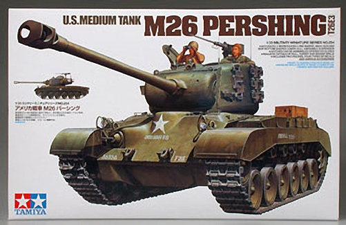 1/35 M26 Pershing (T26E3) by Tamiya America, Inc