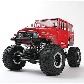 Tamiya Toyota Land Cruiser Rock Crawler Kit