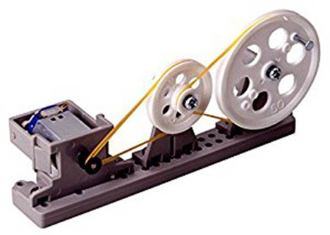 Educational Series Pulley Unit Set - Tamiya 70121