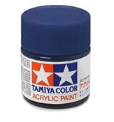 Tamiya Acrylic X-3 Royal Blue