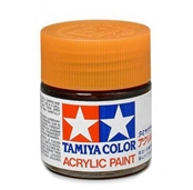 Tamiya Acrylic Mini X-26 Clear Orange